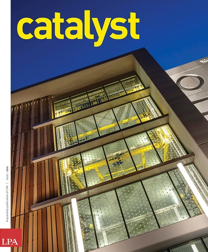 Catalyst Quarter 1 2019 Cover Web