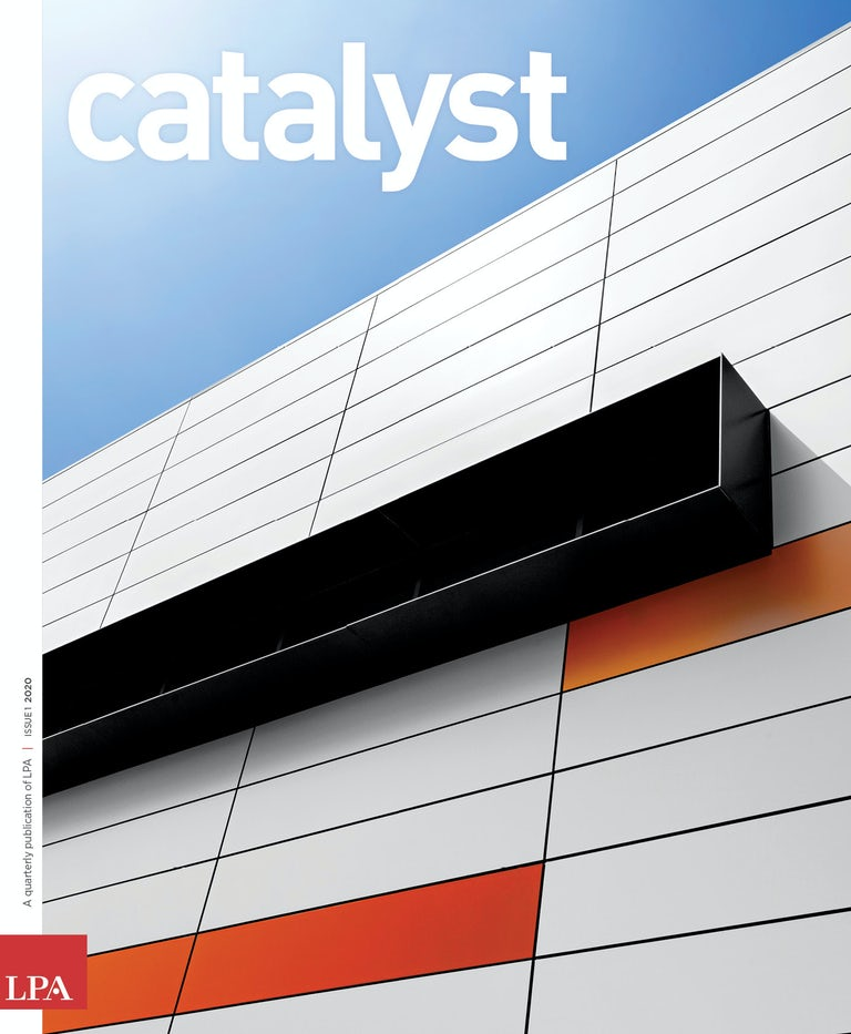 Catalyst Quarter 1 2020 Cover