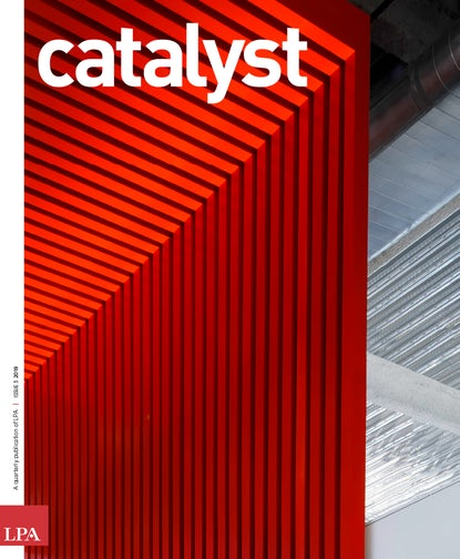 Catalyst Quarter 3 2019 Cover Web