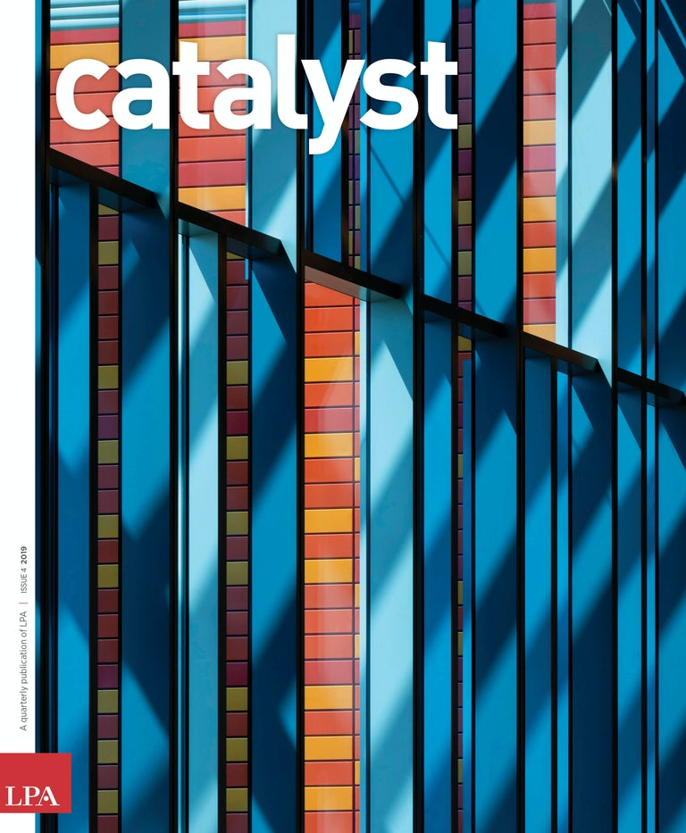 Catalyst Quarter 4 2019 Cover