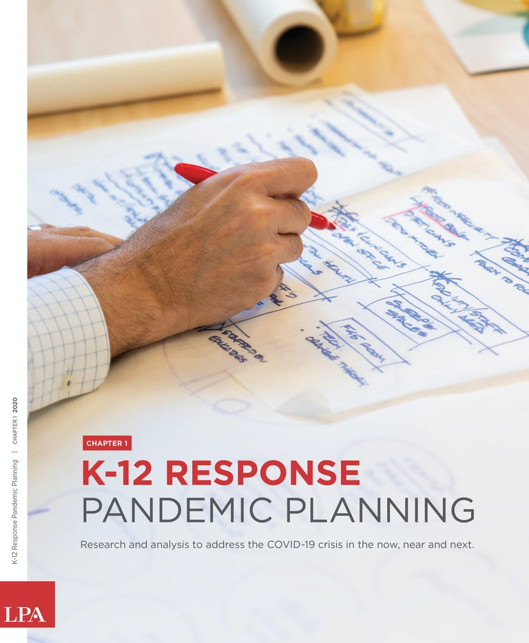 K 12 Response Pandemic Planning Chapter COVER