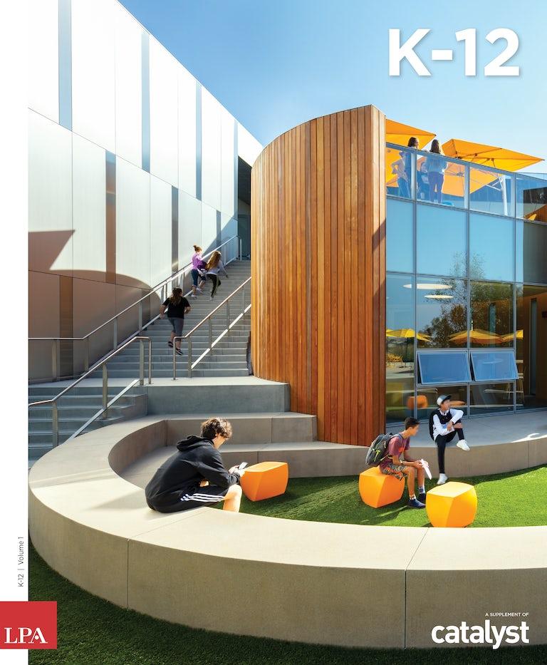 LPA 2019 K 12 Magazine Cover