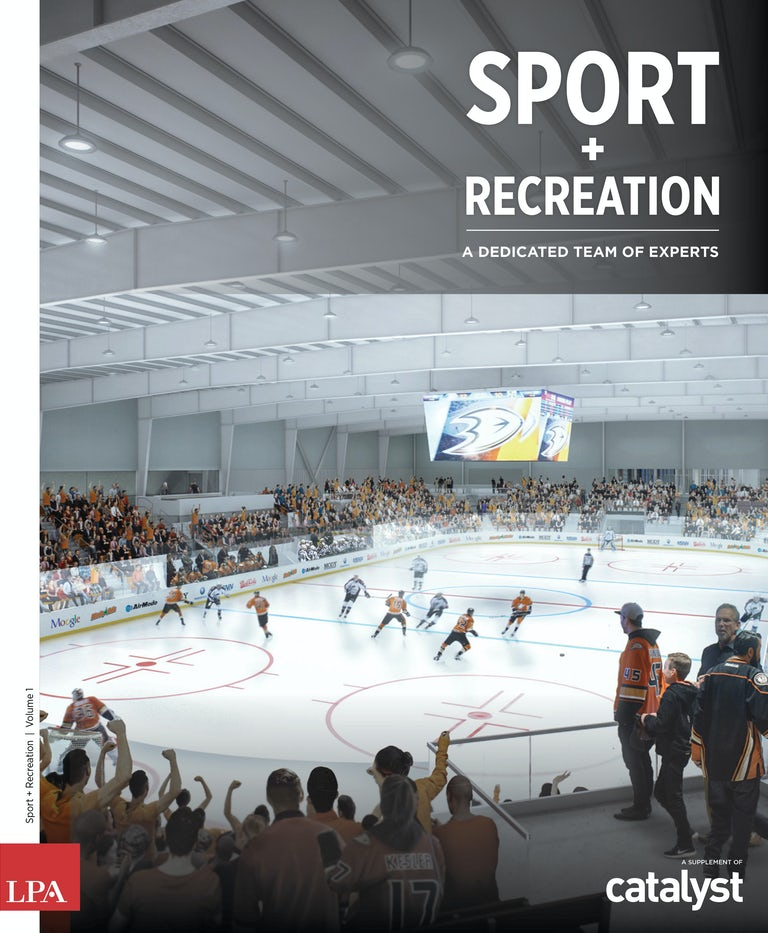 LPA Sport Rec Booklet Cover