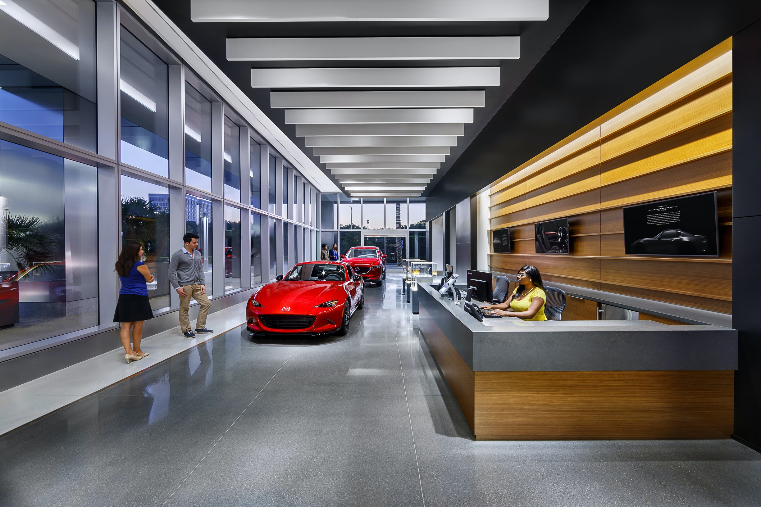 Spotlight: Tour Mazda's North American Headquarters