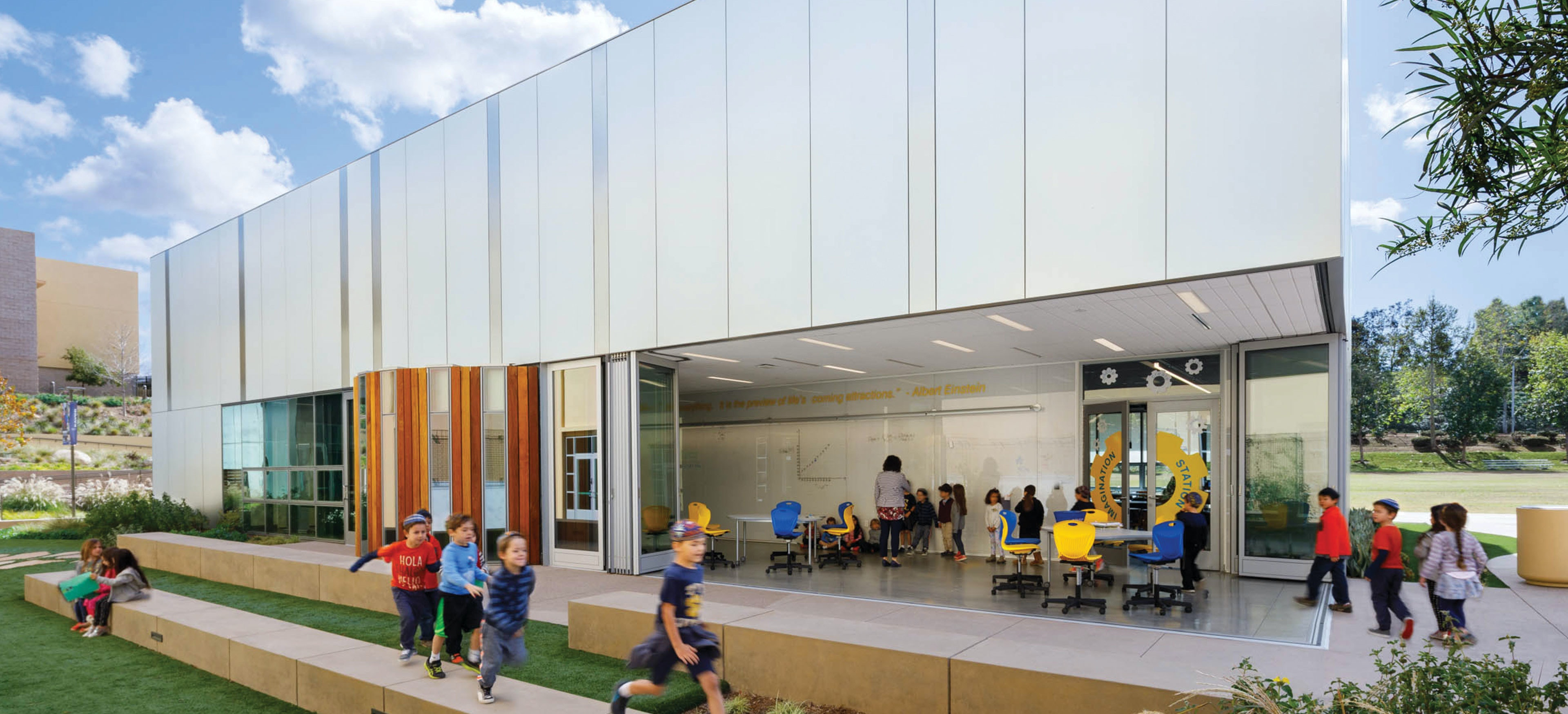 Creating Better Outdoor Learning Spaces