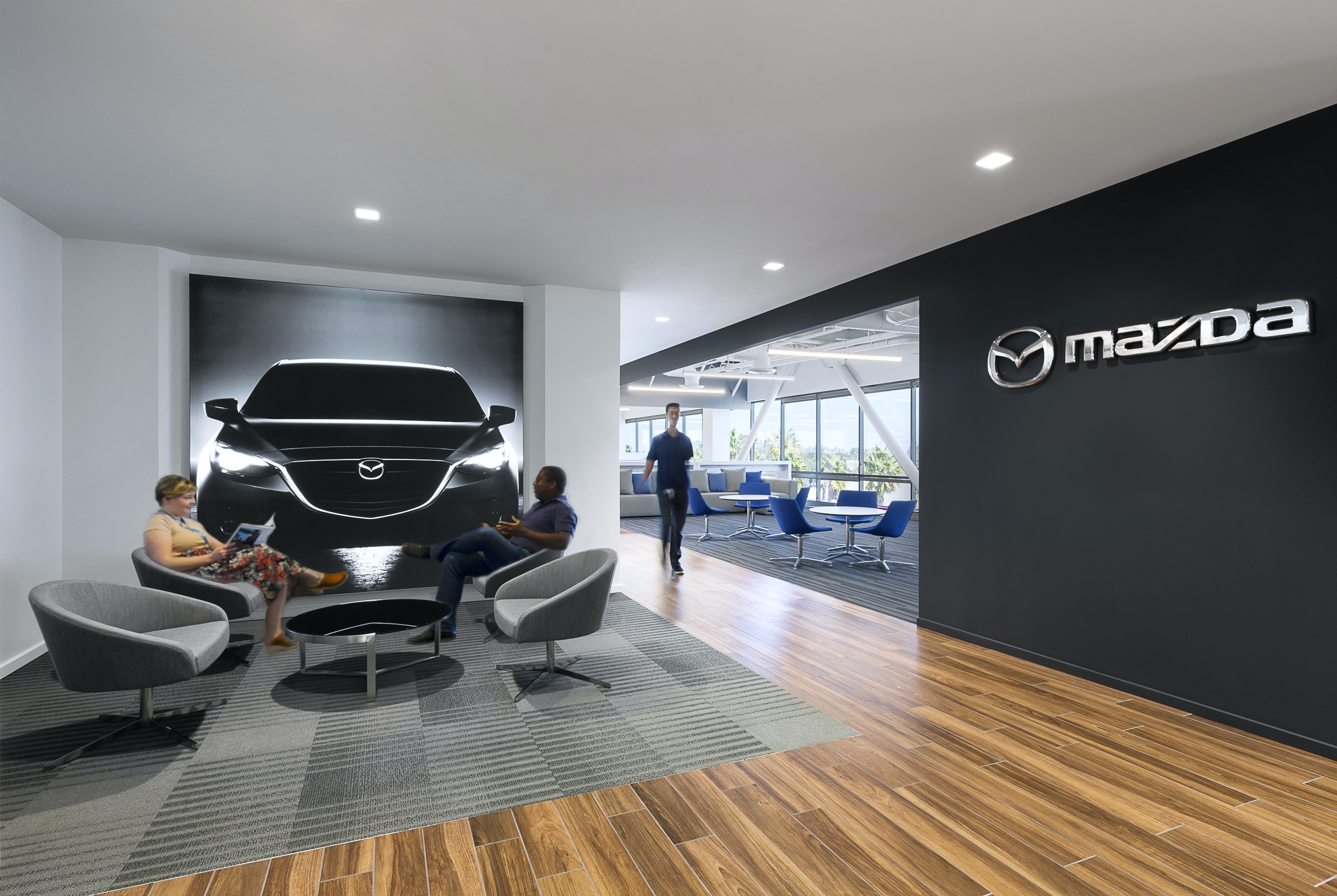 Mazda Western Region Uses Strategic Interior Updates