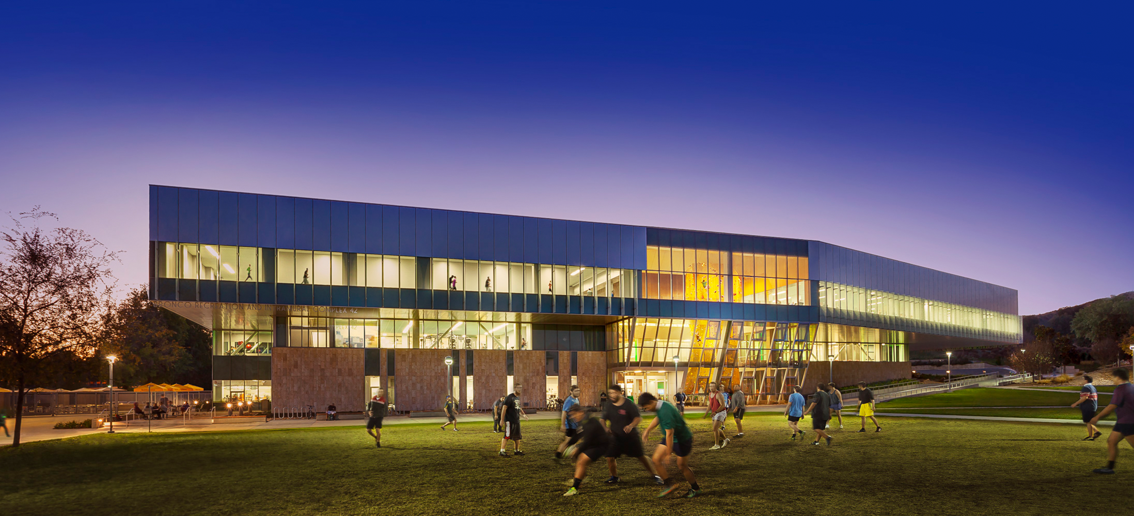 Cal Poly Pomona Celebrates Grand Opening of New Recreation Center Designed by LPA Inc.