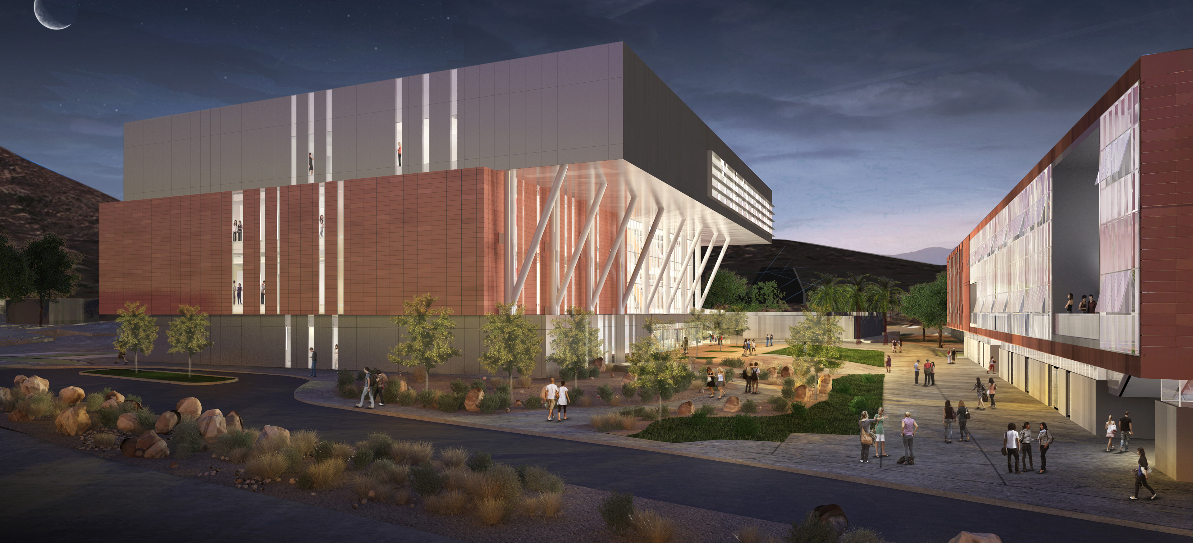 Spectacular New Library Opens at Palomar College