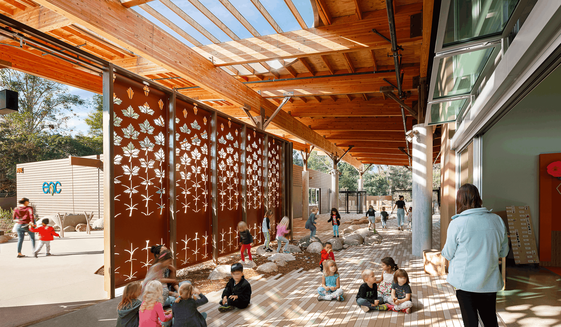 Sustainable Design Architecture Firm Lpa Inc
