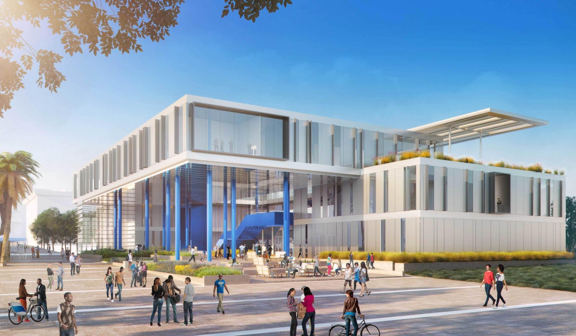 CSU San Bernardino Center for Global Innovation - LPA Inc