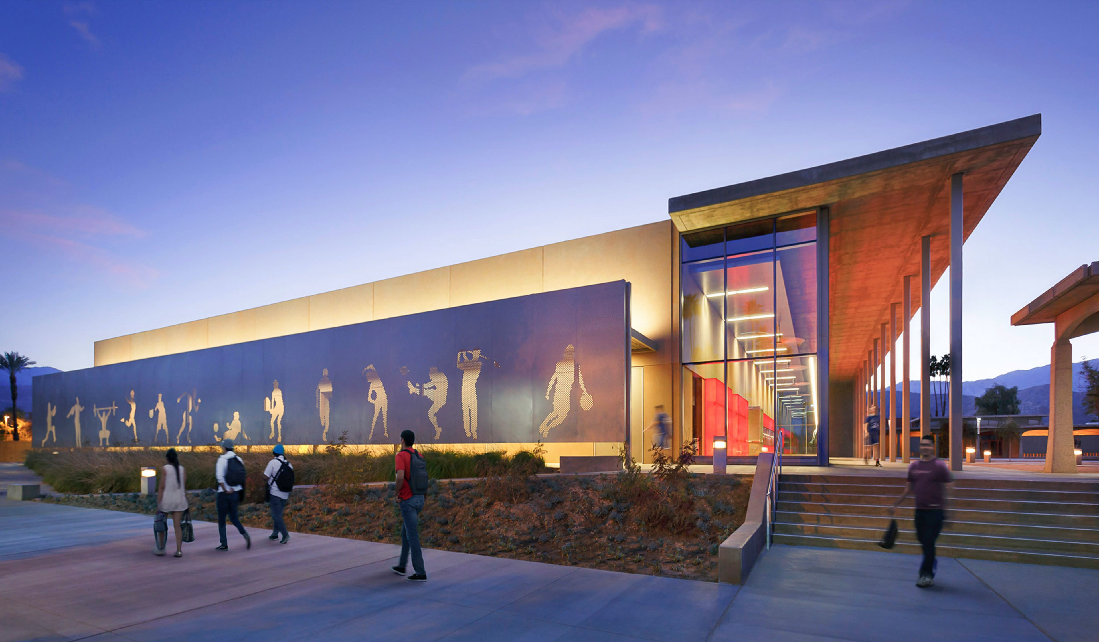 College Of The Desert Athletic Complex 1