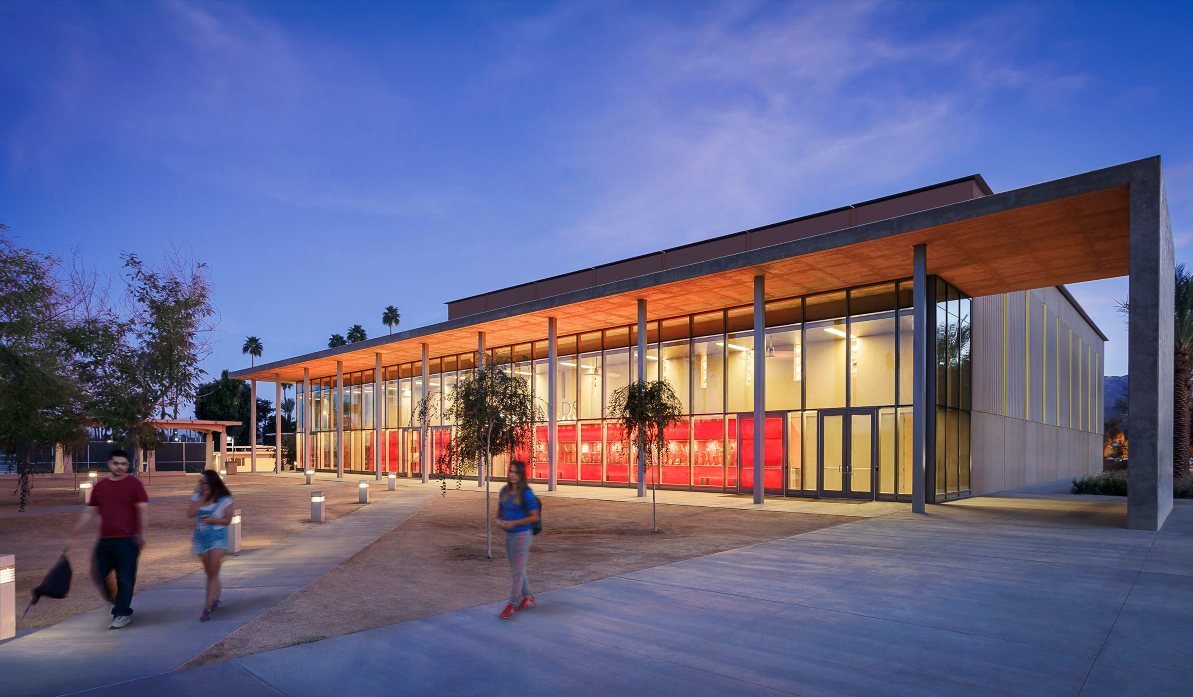 College Of The Desert Athletic Complex 2