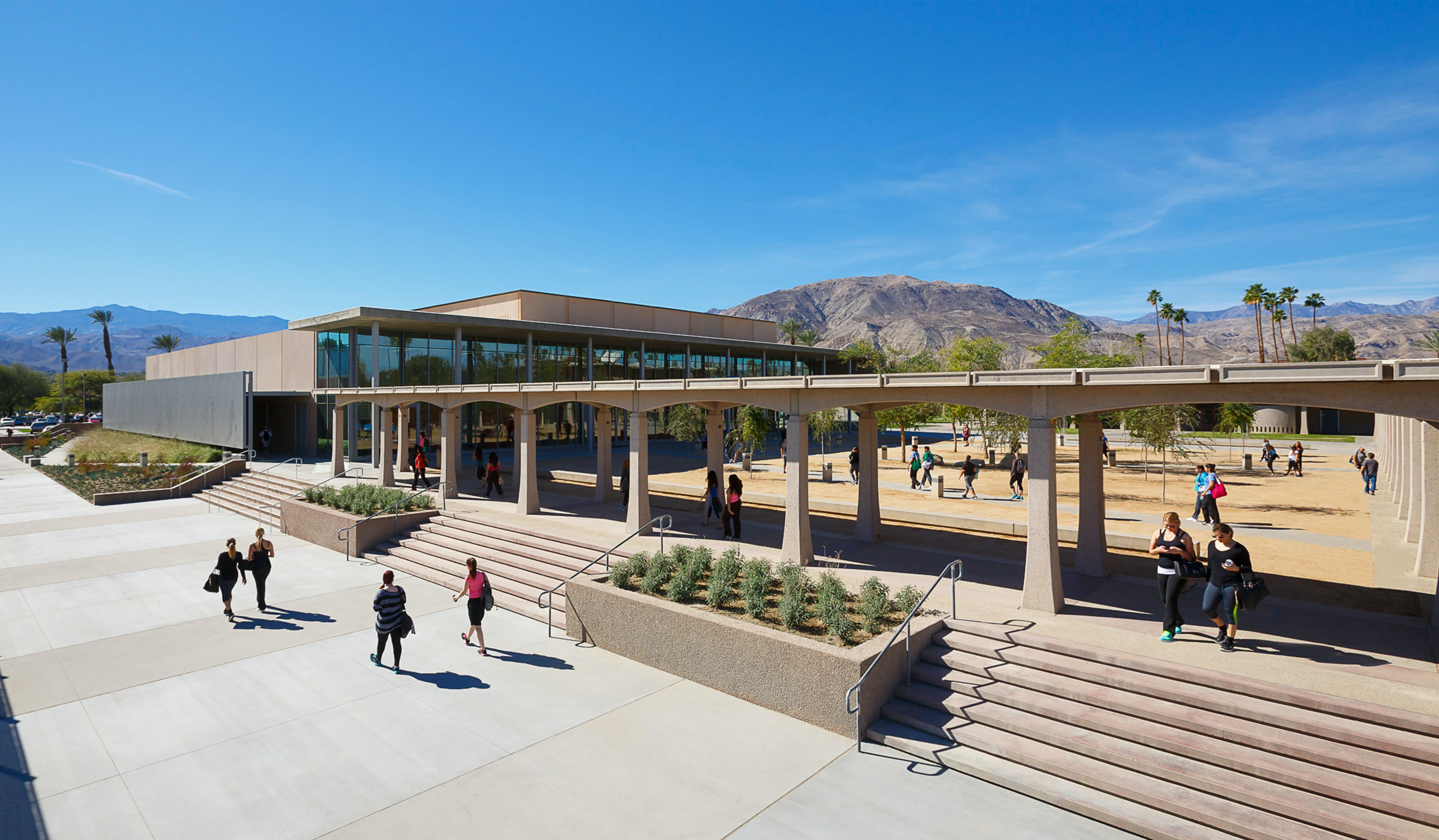 College Of The Desert Athletic Complex 4