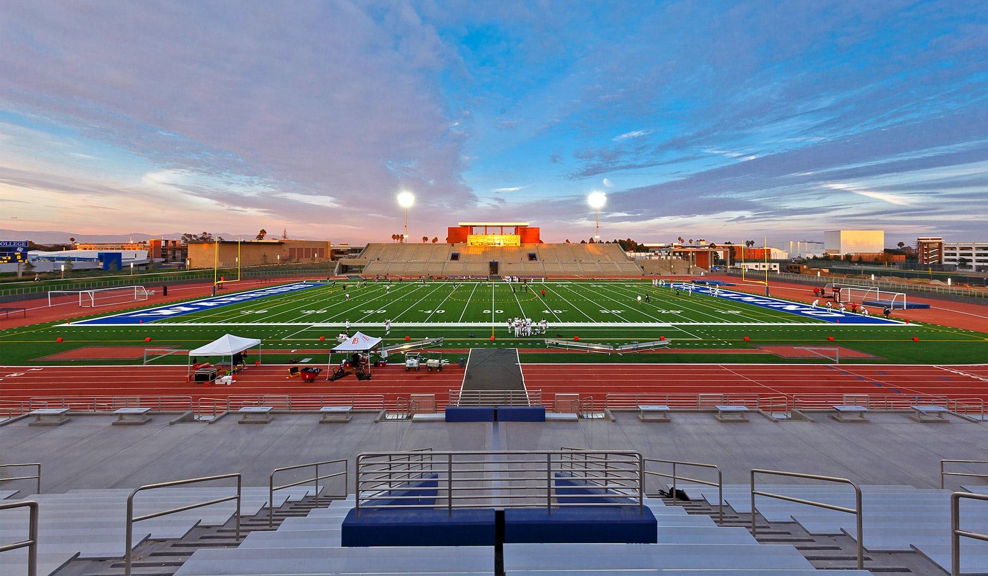 El Camino College >> El Camino College Athletics Complex Lpa Inc