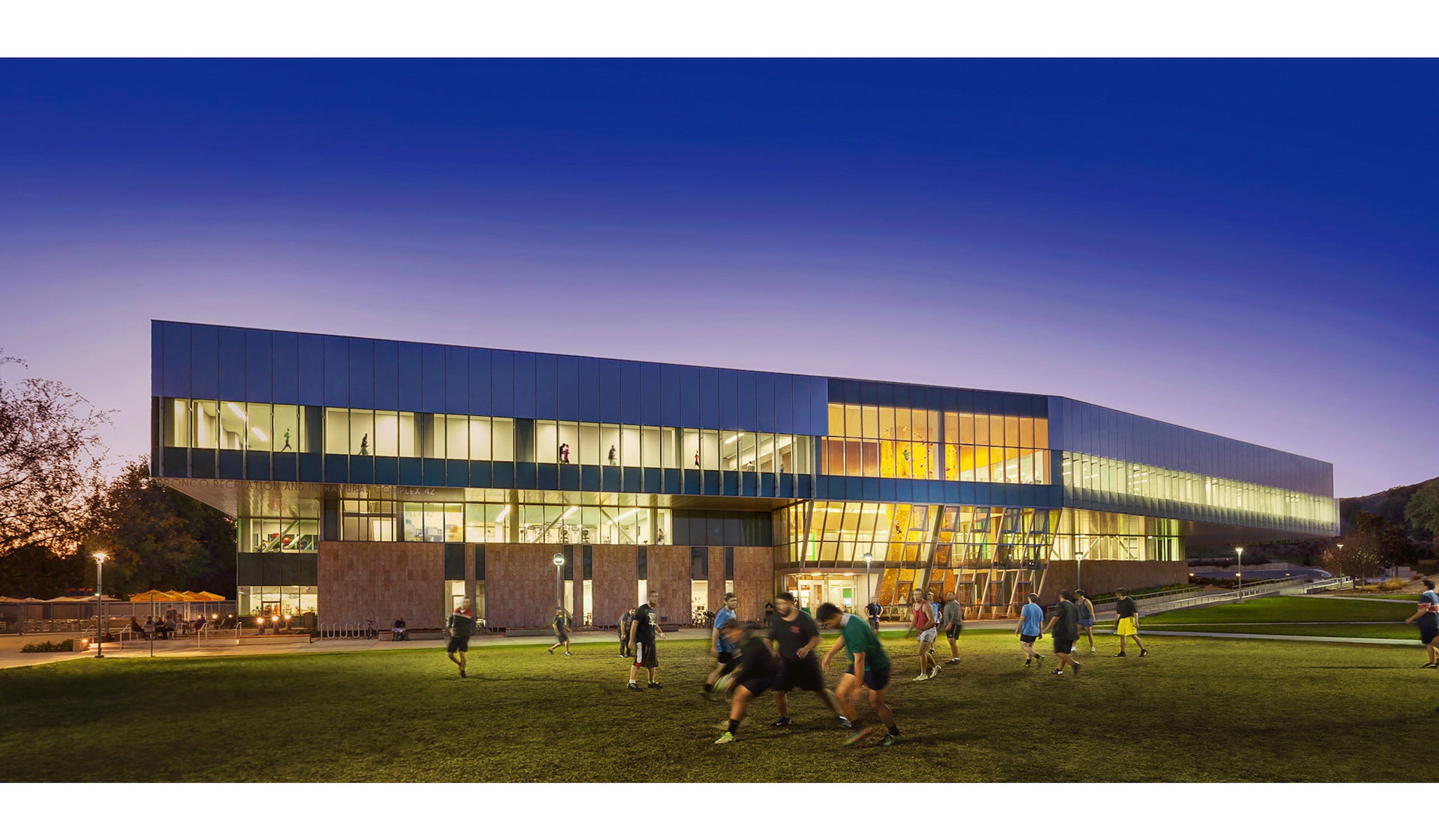 Cal Poly Pomona Bronco Recreation and Intramural Complex