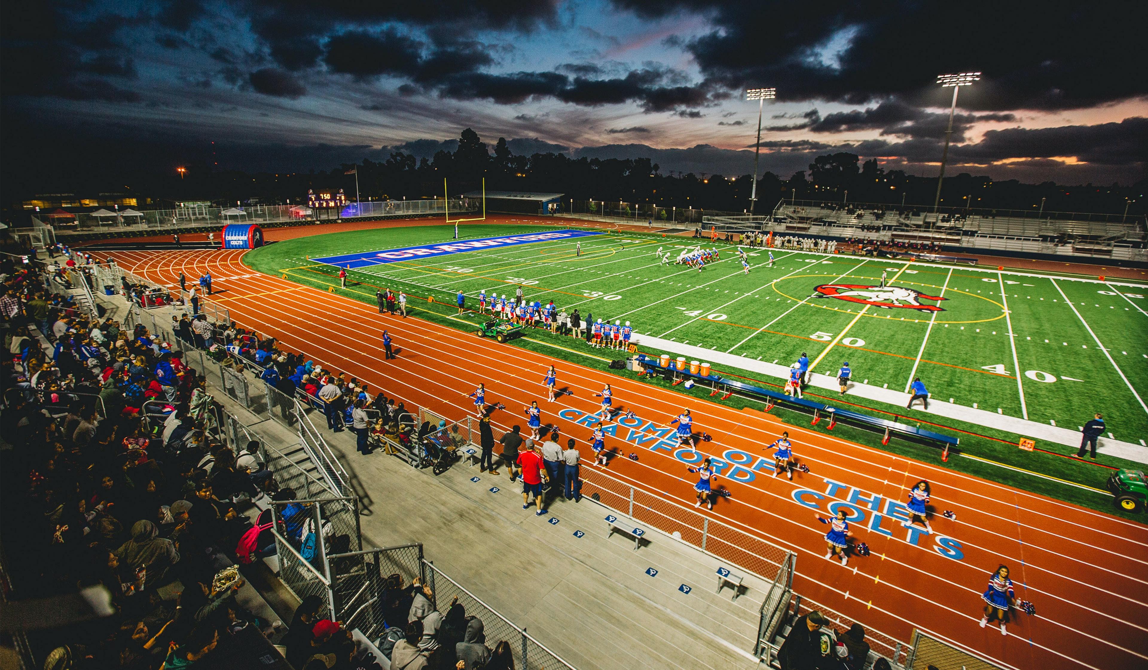 Crawford High School Stadium