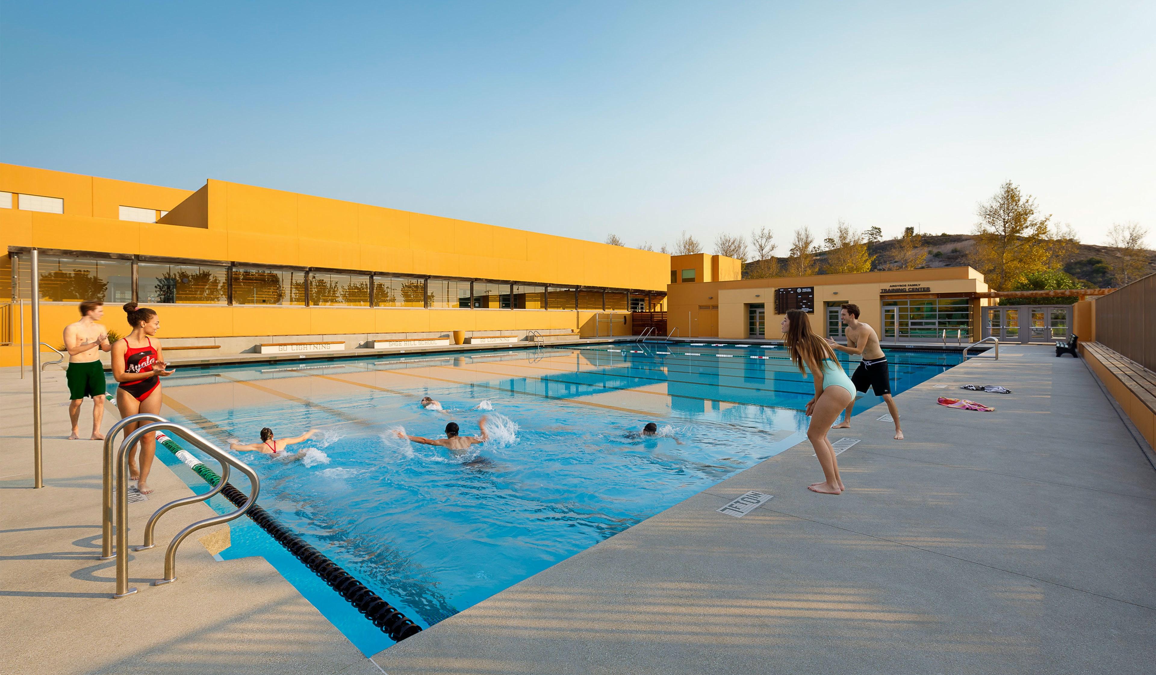 Sage Hill Aquatics Center